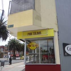 Pan Tolima en Bogotá