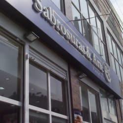 Panadería Sabrosuras y Arte en Bogotá