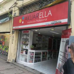 Akuarella en Santiago