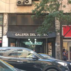 Galería del Angel en Santiago