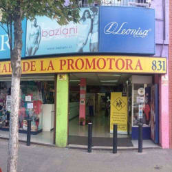Galeria Mall Promotora en Santiago