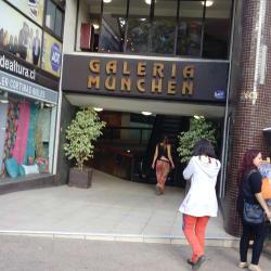 Galería München en Santiago