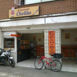 Empanadas Chelitas en Bogotá