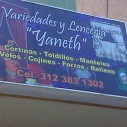 Variedades y Lencería Yaneth en Bogotá