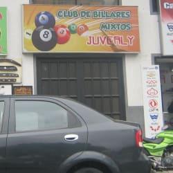 Club de Billares Mixtos JUVERLY en Bogotá