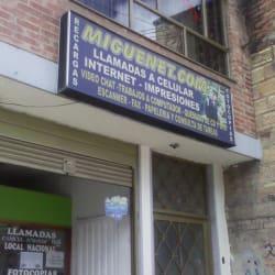 Miguenet.com en Bogotá
