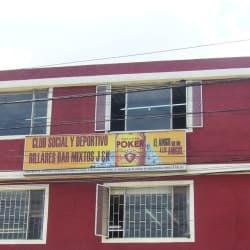 Club social y deportivo billares bar mixtos J&K en Bogotá