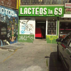 Lácteos La 69 en Bogotá