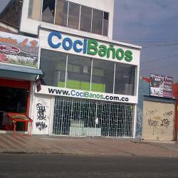 Cocibaños en Bogotá