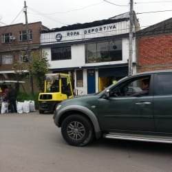 TSB Ropa Deportiva en Bogotá
