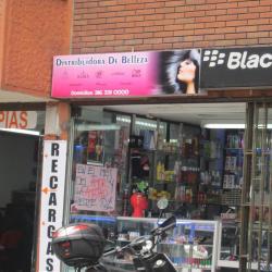 Distribuidora de Belleza Carrera 11 en Bogotá