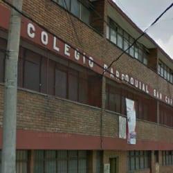 Colegio Parroquial San Carlos en Bogotá