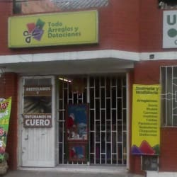 Todo Arreglos y Dotaciones en Bogotá