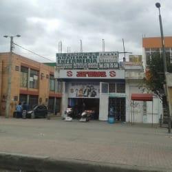 Tienda De Ropa  Calle 68 en Bogotá