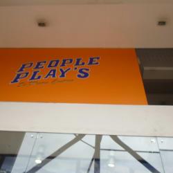 People Play's Plaza de las Américas en Bogotá