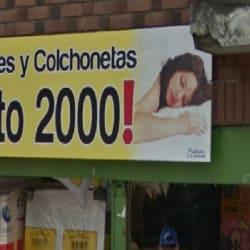 Colchones y Colchonetas Punto 2000. en Bogotá