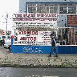 The Glass Mecanix en Bogotá