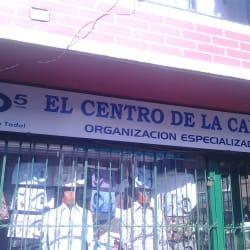 El Centro de la Camisa  en Bogotá