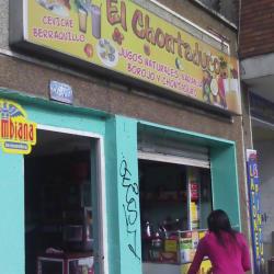 El Chontaduro Ceviche en Bogotá
