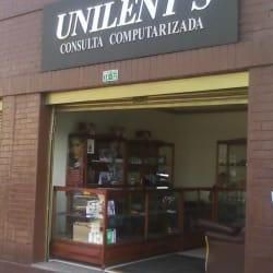 Unilent's Óptica en Bogotá