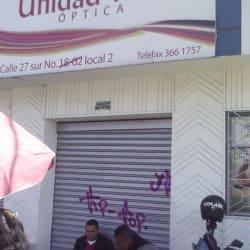 Unidad Visual Óptica en Bogotá