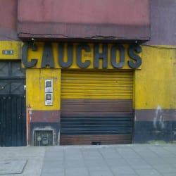 Cauchos  en Bogotá