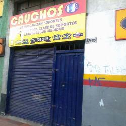 Cauchos E.R en Bogotá