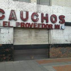 Cauchos el Proveedor # 1 en Bogotá