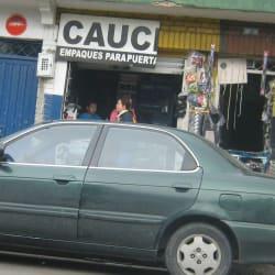 Cauchos Empaques para puertas en Bogotá