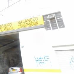 Eliseo Martínez Balanceo y Suspensión en Bogotá