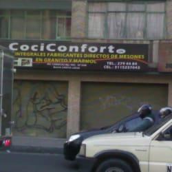 CociConfort en Bogotá