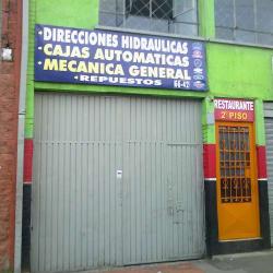 Centro Ejes la 28 en Bogotá