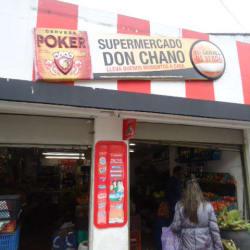 Supermercado Don Chano en Bogotá