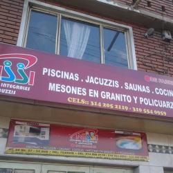 Nissi Cocinas Integrales y Jacuzzis en Bogotá