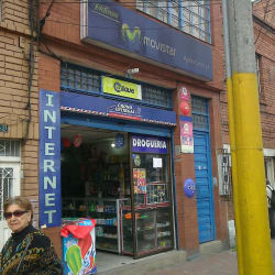 Café Internet Variedades Marlens en Bogotá