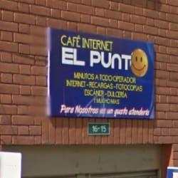 Café Internet El Punto en Bogotá