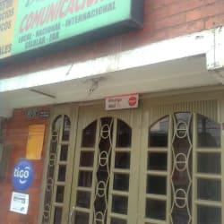 Cabina Telefónica Dijey en Bogotá