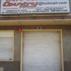 Café Internet Country en Bogotá