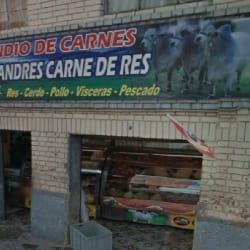 Expendio de Carnes Andres Carne de Res en Bogotá