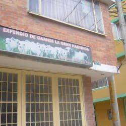 Expendio de Carnes La Gran Hacienda en Bogotá