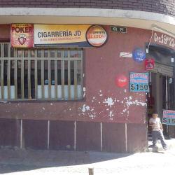Cigarrería JD en Bogotá