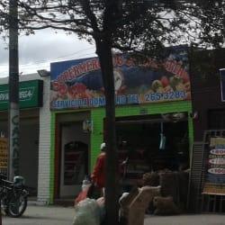 Supermercado Compartir en Bogotá