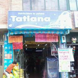 Pañalera Tatiana en Bogotá