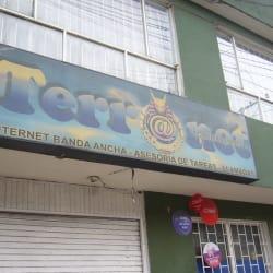Terra Net Comunicaciones en Bogotá