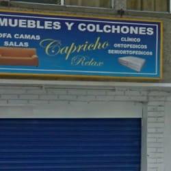 Muebles y Colchones Capricho en Bogotá