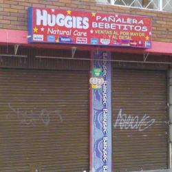 Pañalera Bebesitos Calle 80C Bis en Bogotá