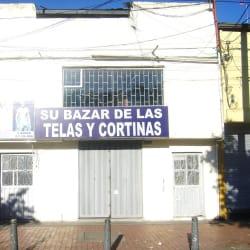 Su Bazar De Las Telas y Cortinas en Bogotá