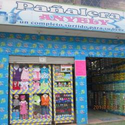 Pañalera Anyely en Bogotá