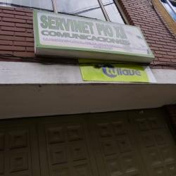 Servinet Pio XII Comunicaciones en Bogotá