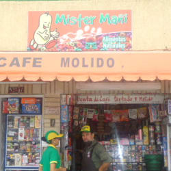 Mister Mani Alimentos Naturales en Bogotá